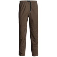 Gramicci Treeline Pants - UPF 50 (For Men) in Hawk - Closeouts