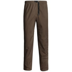 Gramicci Treeline Pants - UPF 50 (For Men) in Old Stone