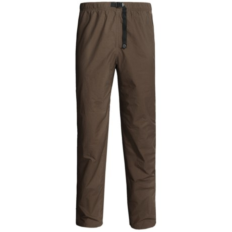 Gramicci Treeline Pants - UPF 50 (For Men) in Beach Khaki