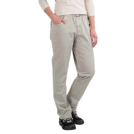 Gramicci Urban G Pants (For Women) in Old Stone - Closeouts