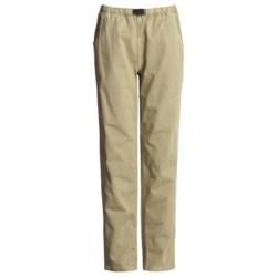 Gramicci Vintage G Dourada Pants - Cotton (For Women) in Ebony