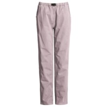 Gramicci Vintage G Dourada Pants - Cotton (For Women) in Hush Violet - Closeouts