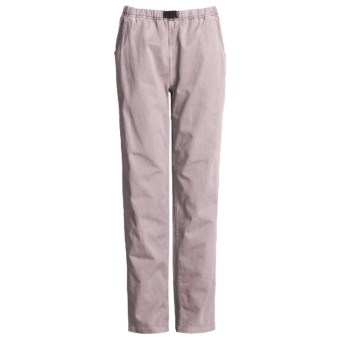 Gramicci Vintage G Dourada Pants - Cotton (For Women) in Hush Violet