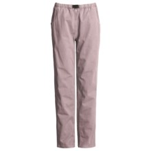 Gramicci Vintage G Dourada Pants - Cotton (For Women) in Keepsake Lilac - Closeouts