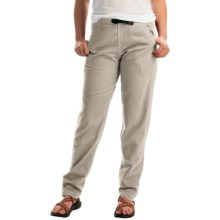 Gramicci Vintage G Dourada Pants - Cotton (For Women) in Old Stone - Closeouts