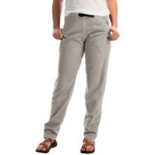 Gramicci Vintage G Dourada Pants - Cotton (For Women) in Pebble Grey - Closeouts