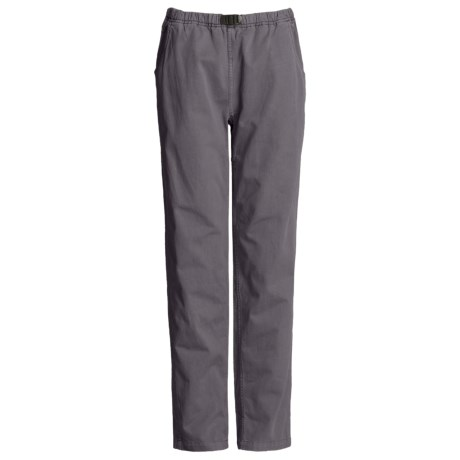 Gramicci Vintage G Dourada Pants - Cotton (For Women) in Ebony