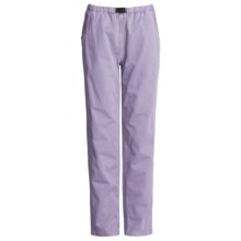 Gramicci Vintage G Dourada Pants - Cotton (For Women) in Sultry Lilac - Closeouts