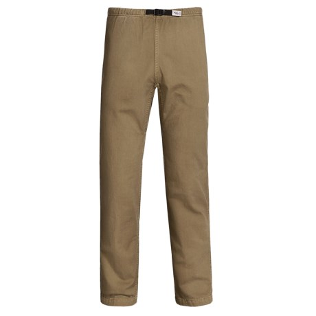 Gramicci Vintage G Pants (For Men) in Antelope