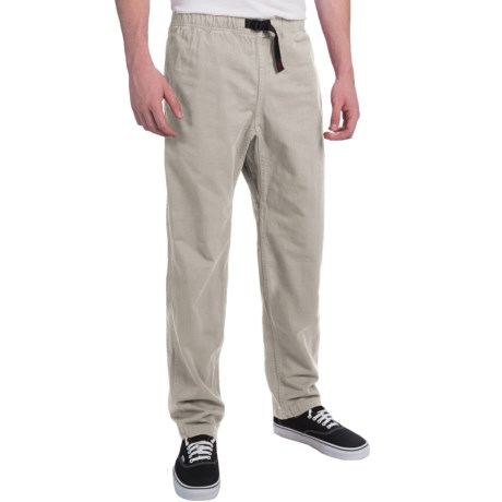 Gramicci Vintage G Pants (For Men) in J Grey