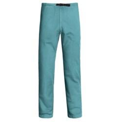 Gramicci Vintage G Pants (For Men) in Light Turq
