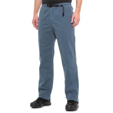 97ccb62184 Gramicci Vintage Indigo Rockin' Sport Pants - UPF 50, Organic Cotton (For  Men