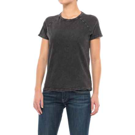 Gramicci Weekend Raglan T-Shirt - Short Sleeve (For Women) in Asphalt Grey - Closeouts