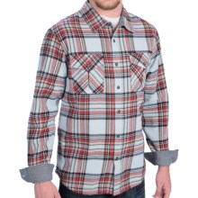 Gramicci Westbrook Flannel Button-Down Shirt - Long Sleeve (For Men) in Ox Red - Closeouts