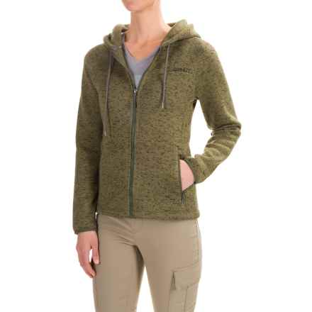 Gramicci Wine Down Hoodie (For Women) in Olive Stone - Closeouts