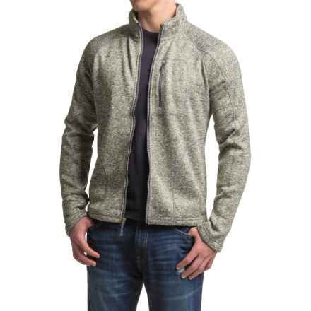 Gramicci Wine Down Jacket (For Men) in Heather Grey - Closeouts