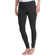 Gramicci Wing High-Performance Swift Leggings - UPF 30 (For Women) in Black - Closeouts