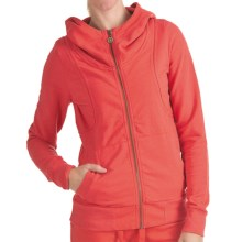 Gramicci Zuka Renata Hoodie - UPF 50, French Terry (For Women) in Cayene - Closeouts