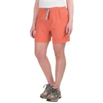Gramicci's Quick Dry 2 G-Shorts - UPF 30 (For Women) in Arizona Orange - Closeouts