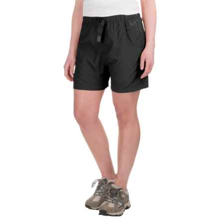 Gramicci's Quick Dry 2 G-Shorts - UPF 30 (For Women) in Black - Closeouts