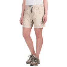 Gramicci's Quick Dry 2 G-Shorts - UPF 30 (For Women) in Moonstone - Closeouts