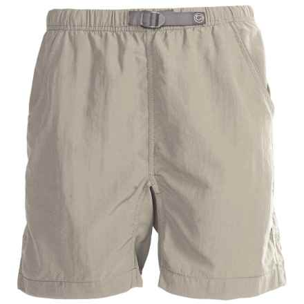 Gramicci's Quick Dry 2 G-Shorts - UPF 30 (For Women) in Old Stone - Closeouts