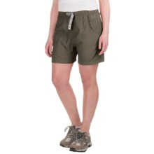 Gramicci's Quick Dry 2 G-Shorts - UPF 30 (For Women) in Surplus - Closeouts