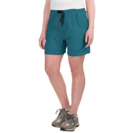 Gramicci's Quick Dry 2 G-Shorts - UPF 30 (For Women) in Vapor Blue - Closeouts