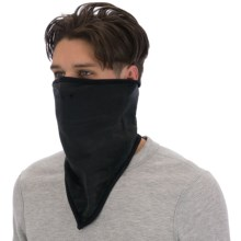 Grand Sierra Bandana Face Mask (For Men) in Black - Closeouts