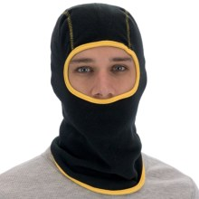 Grand Sierra Fleece Balaclava (For Men) in Black/Yellow - Closeouts