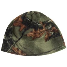 Grand Sierra Fleece Beanie (For Big Boys) in Camo - Closeouts