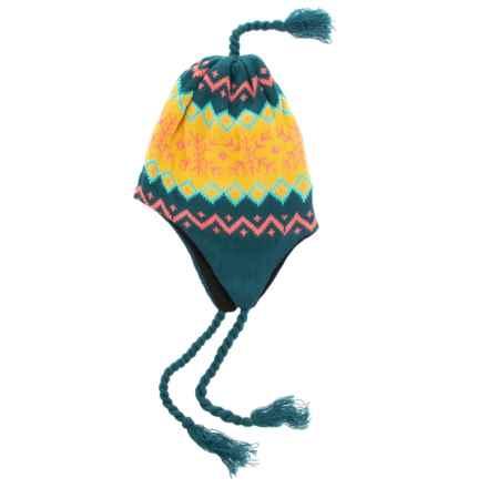 aeaec97ac13 Grand Sierra Fleece-Lined Ear-Flap Winter Hat (For Big Girls) in