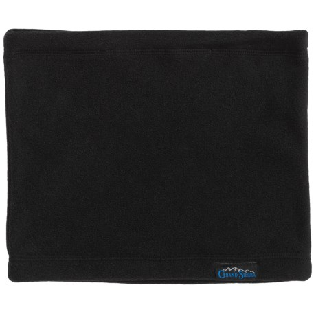 Grand Sierra Fleece Neck Gaiter (For Big Boys)