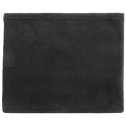 Grand Sierra Microfleece Neck Gaiter - Single Layer (For Men) in Black