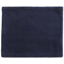 Grand Sierra Microfleece Neck Gaiter - Single Layer (For Men) in Navy - Closeouts