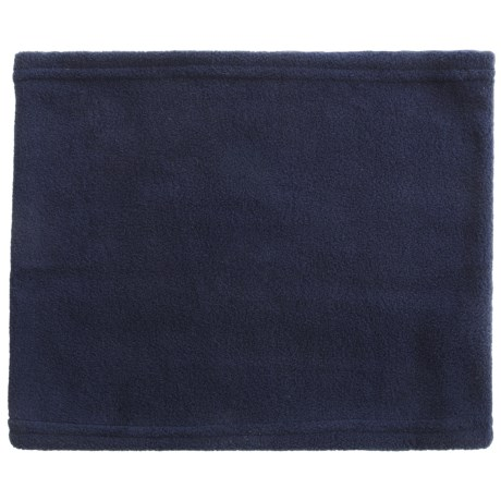 Grand Sierra Microfleece Neck Gaiter - Single Layer (For Men) in Navy