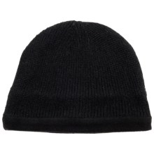 Grand Sierra Ragg Wool Beanie (For Men) in Black - Closeouts