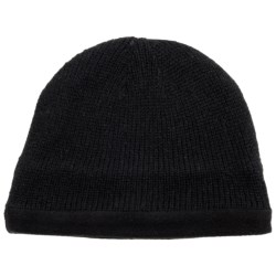 Grand Sierra Ragg Wool Beanie (For Men) in Black