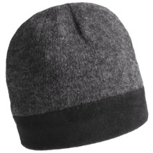 Grand Sierra Ragg Wool Beanie (For Men) in Charcoal - Closeouts