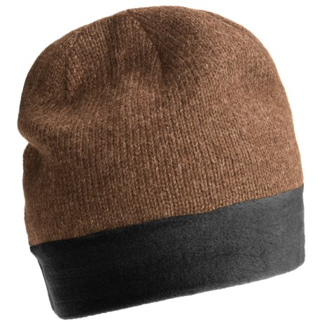 Grand Sierra Ragg Wool Beanie Hat - Thinsulate® (For Men) in Brown