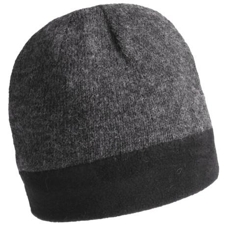Grand Sierra Ragg Wool Beanie Hat - Thinsulate® (For Men) in Charcoal