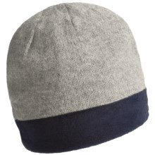 Grand Sierra Ragg Wool Beanie Hat - Thinsulate® (For Men) in Grey - Closeouts