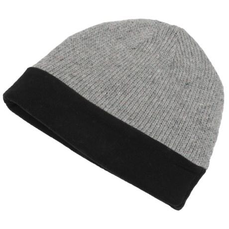 Grand Sierra Ragg Wool Beanie Hat - Thinsulate® (For Men) in Light Grey