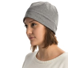 Grand Sierra Sport Fleece-Lined Beanie (For Women) in Heather Grey - Closeouts