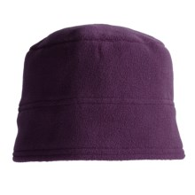 Grand Sierra Super Soft Fleece Beanie Hat (For Women) in Purple - Closeouts