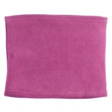 Grand Sierra Super Soft Fleece Neck Gaiter/Warmer (For Women) in Rose - Closeouts