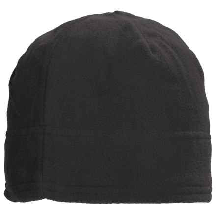 Grand Sierra Supersoft Microfleece Beanie (For Women) in Black - Closeouts