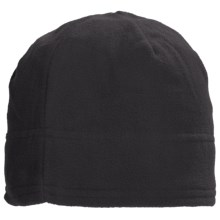 Grand Sierra Supersoft Microfleece Beanie Hat (For Women) in Black - Closeouts