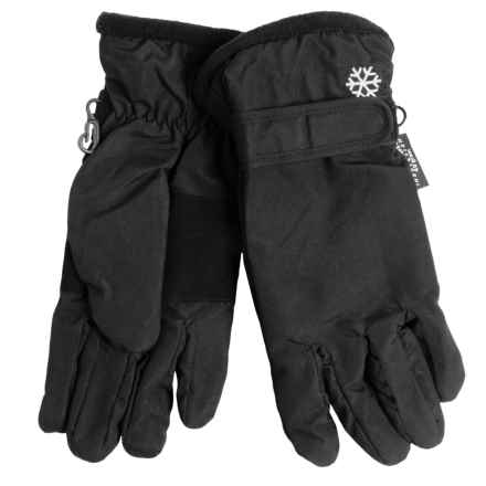 Grand Sierra Thinsulate® Commuter Gloves (For Women) in Black - Closeouts