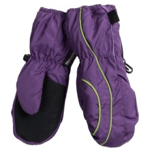 Grand Sierra Thinsulate® Snow Mittens - Insulated (For Toddlers) in Purple - Closeouts